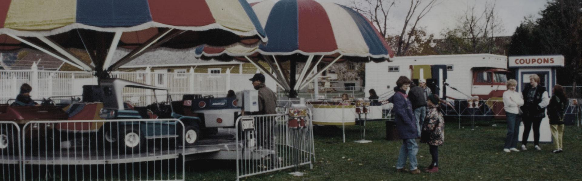 première édition du Festival en 1994
